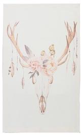 4Living Picture 60x90cm Skull Of Deer