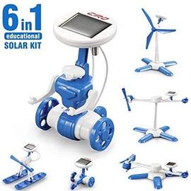 6 ühes päikesekomplekt - robotkonstruktor B8B