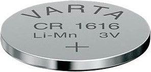 Varta Proffesional Electronics Lithium Tablet Battery CR1616
