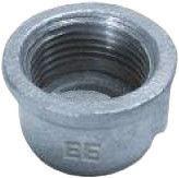 "STP Fittings Radiator Tap with Internal Tap Zinc 1/2"""