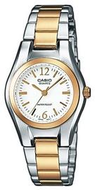 Casio Women's Watch LTP-1280PSG-7AEF Silver Gold