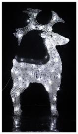 Jõulukaunistus Hirv, 60 LED, 75 cm