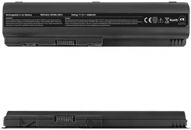 Qoltec Long Life Notebook Battery For HP CQ40/45 4400mAh