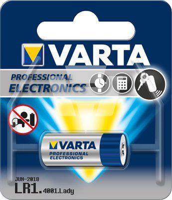 Varta Professional Electronic Lady Battery 850mAh