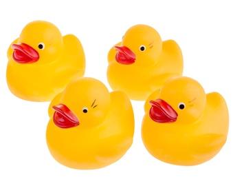 Tullo Rubber Ducks For Bathing 4pcs 012