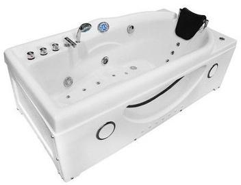 SN Bath M6349 168x87x60cm White