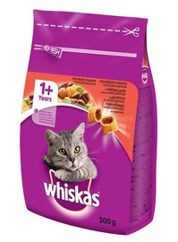 Whiskas Adult With Beef 300g