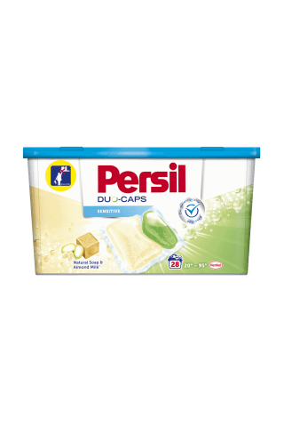 Henkel Persil Sensitive Duo Capsules 28pcs