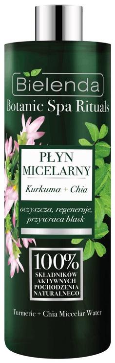 Bielenda Botanic Spa Rituals Turmeric + Chia Micellar Water 500ml