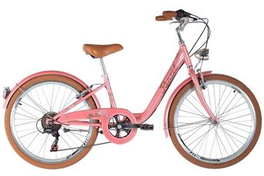 Laste jalgratas Kenzel Bella Royal 20'' Pink