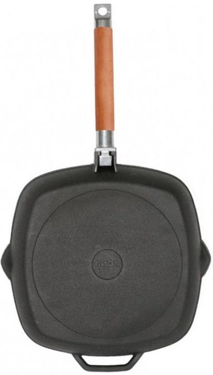 Biol Casting Iron Grill Pan SC028 24cm