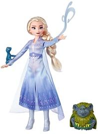 Nukk Hasbro Disney Frozen Elsa Fashion In Travel Outfit E6660
