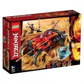 Konstruktor LEGO®Ninjago 70675 Katana-maastur