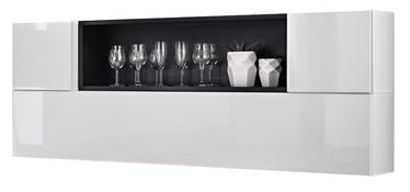 ASM Blox SB II Hanging Cabinet Set White/Black