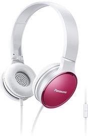 Panasonic RP-HF300ME-P On-Ear Headphones Pink