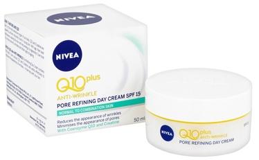 Nivea Q10 Plus Anti Wrinkle Day Cream SPF15 Pnm 50ml