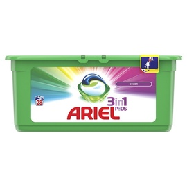 Ariel Color Liquid Tabs 28pcs