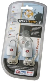 TravelSafe Travellock TSA 2pcs