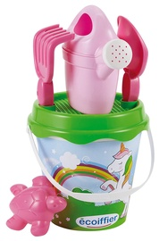 Ecoiffier Beach Set Unicorn And Princess