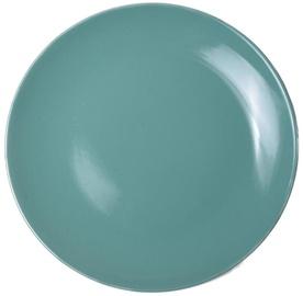 Bradley Alfa Ceramic Plate 27cm Green 12pcs