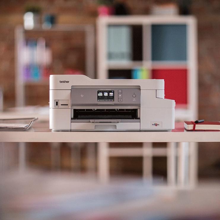 Multifunktsionaalne printer Brother MFC-J1300DW, tindiga, värviline