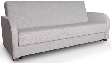 Диван-кровать Platan Marcin Olimp 10 Grey, 188 x 85 x 90 см