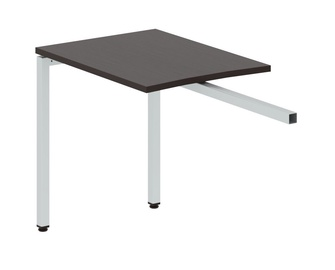 Skyland Table Part XSR 889 Legno Dark/Aluminium