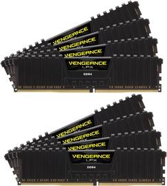 Corsair Vengeance LPX 128GB 3800MHz CL19 DDR4 KIT OF 8 CMK128GX4M8X3800C19