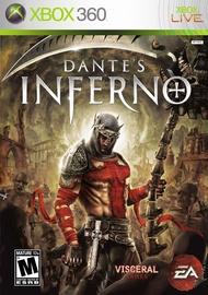 Dantes Inferno Xbox 360