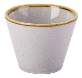 Porland Seasons Conical Bowl D5.5cm Grey