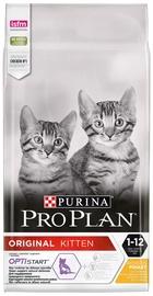 Purina Pro Plan Original Kitten Optistart Cat Food With Chicken 10kg