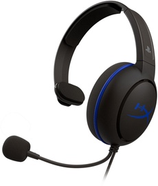 Kõrvaklapid Kingston HyperX Cloud Chat PS4 Black/Blue