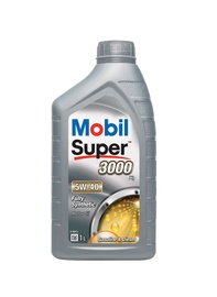 Mobil Super 3000x1 5W/40 Engine Oil 1l