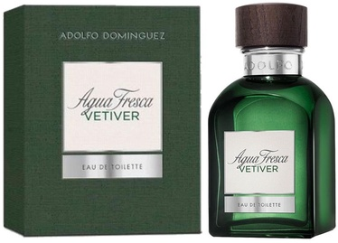 Adolfo Dominguez Agua Fresca Vetiver 60ml EDT