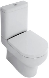 WC-pott Duravit D-Code, 355x650 mm