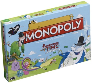 Hasbro Monopoly Adventure Time Collector's Edition