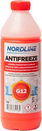Nordline Longlife G12 Antifreeze Concentrate Red 1l