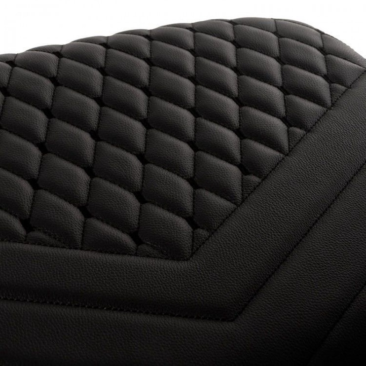 Noblechairs Footrest Real Leather Black