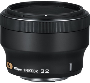 Nikon 1 NIKKOR 32mm F1.2 Black