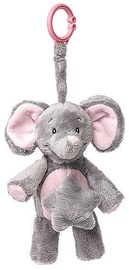 My Teddy Elephant Hanger With Music Pink