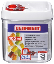 Leifheit Storage Container Fresh&Easy 400ml Square
