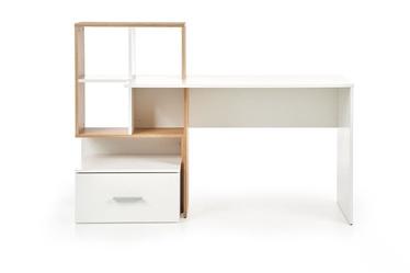 Письменный стол Halmar Grosso Oak White