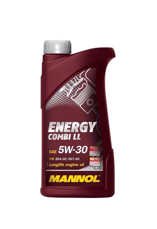 MOOTORIÕLI MANNOL ENERG COM LL 5W-30 1L