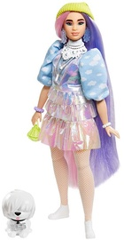 Nukk Barbie Extra Shimmery Look With Puppy GVR05