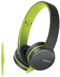 Kõrvaklapid Sony ZX660AP Green
