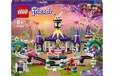 Konstruktor LEGO Friends Magical Funfair Roller Coaster 41685, 971 tk