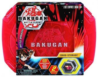 Spin Master Bakugan Baku Storage Case Red