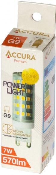 Accura ACC3072 Powerlight G9 7W
