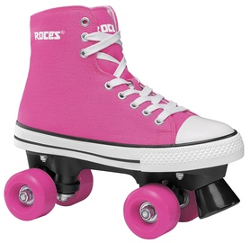 Roces Roller Skates Chuck Classic Pink 38