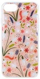 Mocco Spring Back Case For Huawei Mate 20 Lite White Snowdrop